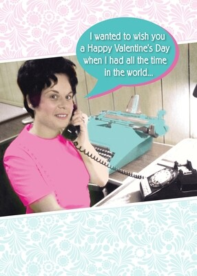VAP1491   Valentine's Day Card