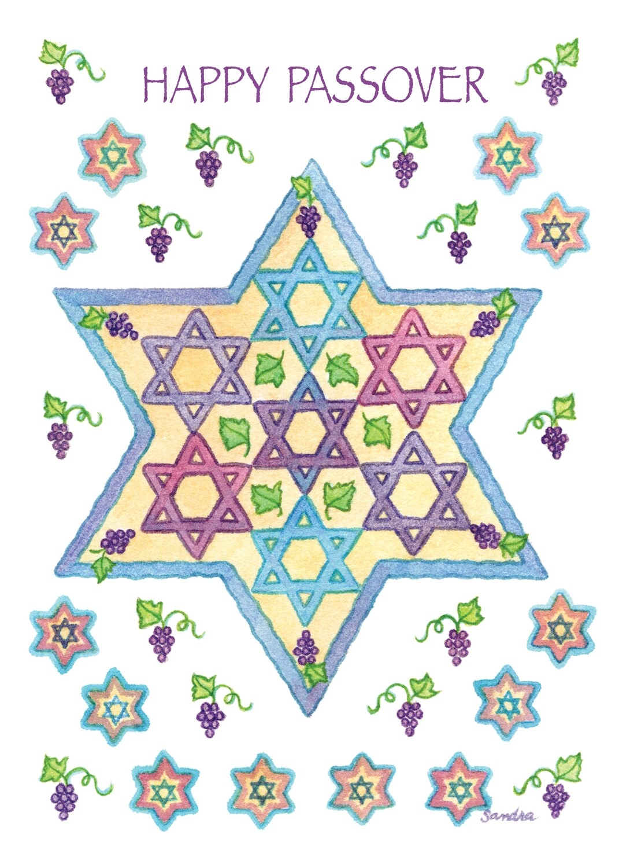 FRS2486   Jewish Celebrations Card / Passover