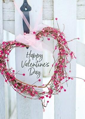 FRS3350   Valentine's Day Card