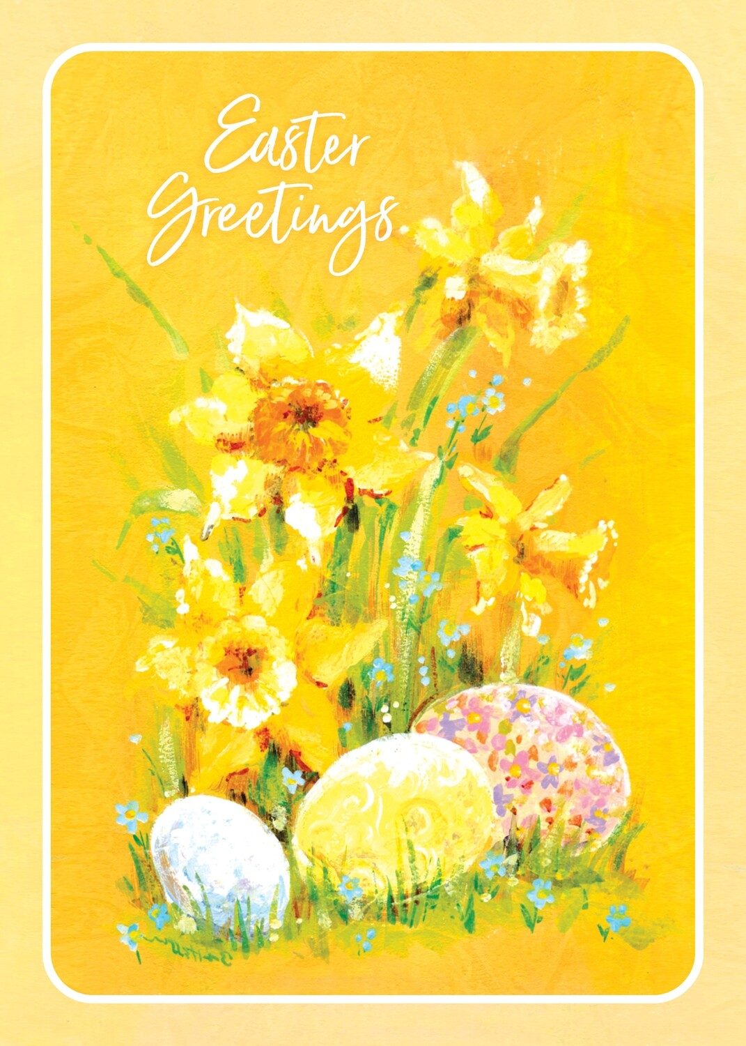 FRS2222   Easter Card