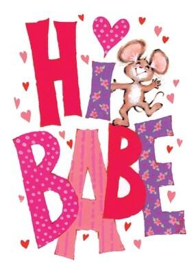 FRS3351   Valentine's Day Card