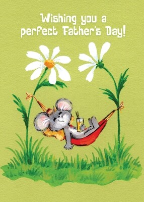 FRS6213   Father's Day Card
