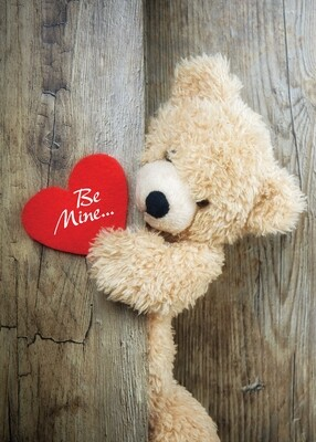 FRS3347   Valentine's Day Card