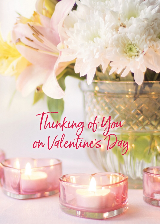 FRS3354   Valentine's Day Card
