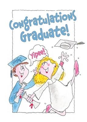 FRS4434   Graduation Card