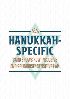 IKIH009 Hanukkah Card
