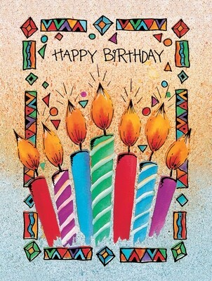 FR8043oversize   Birthday Card