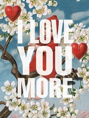 VBYU174oversize   Valentine's Day Card