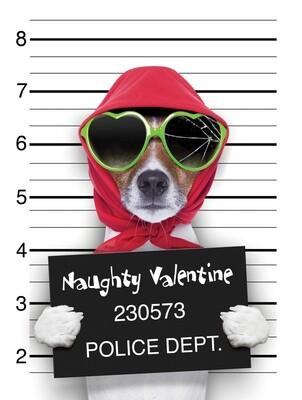 VPS01158oversize   Valentine's Day Card