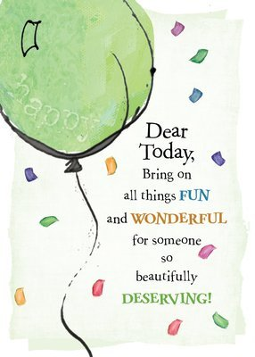 AFH001   Birthday Card