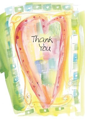 AFH036   Thank You Card