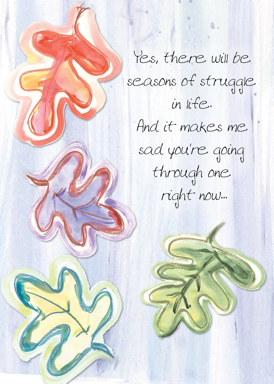 AFH032  Encouragement Card