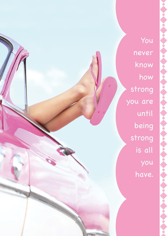 PS03026 Encouragement Card