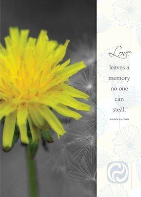 PS10010 Sympathy Card