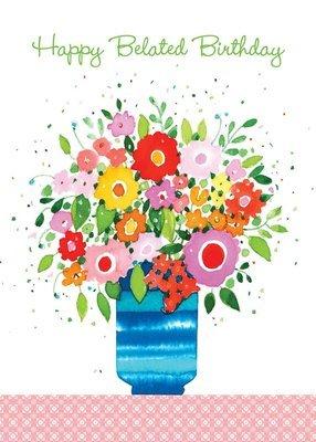 FR8330   Belated Birthday Card