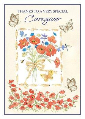 FR1720   Thank You Card / Caregiver