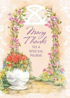 FR1732   Thank You Card / Caregiver