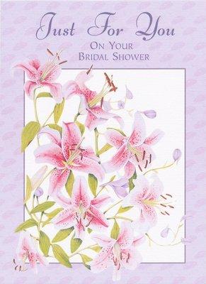 FR1613   Bridal Shower Card