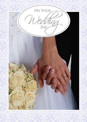 FR7406   Wedding Card