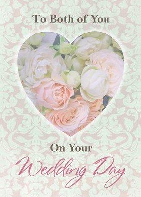 FR7409   Wedding Card