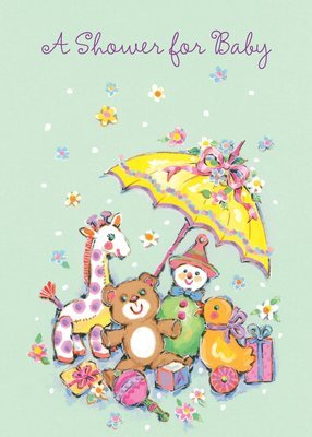 FR1514   Baby Shower Card