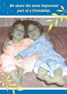 AP1358   Friendship Card