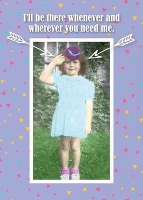 AP1371   Friendship Card