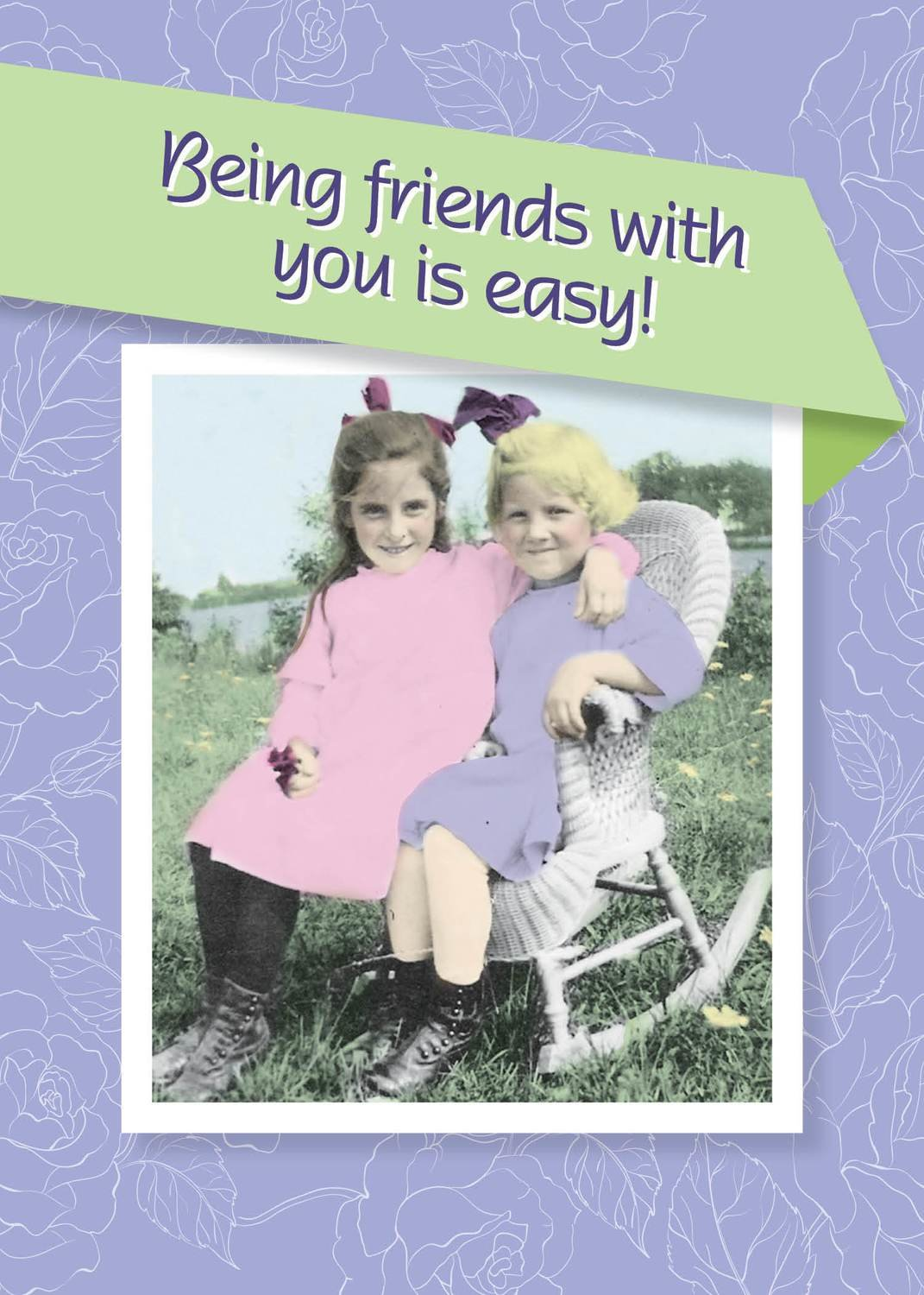 AP1378   Friendship Card