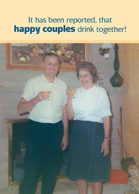 AP0829   Anniversary Card