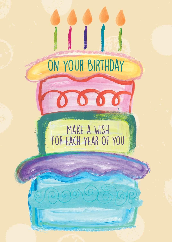 AFH213   Birthday Card