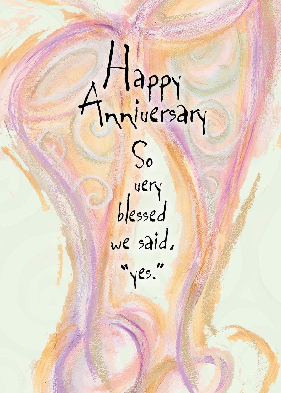 AFH217  Anniversary Card