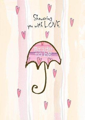 AFH226   Wedding Shower Card