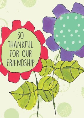 AFH230   Friendship Card