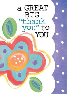 AFH135   Thank You Card