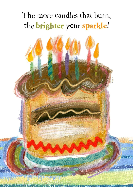 AFH010  Birthday Card