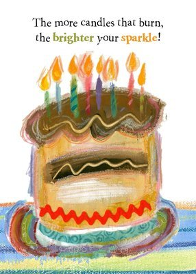AFH010  Birthday Card