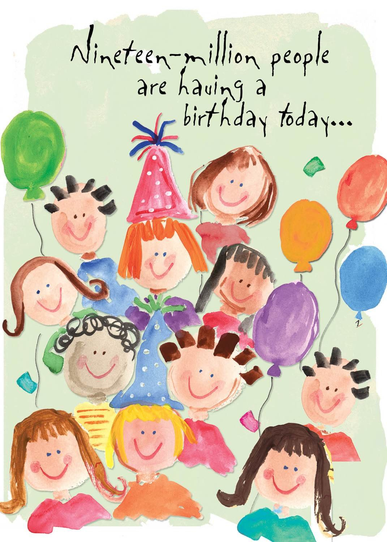 AFH123   Birthday Card