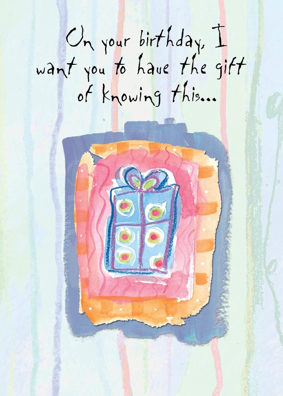 AFH124   Birthday Card