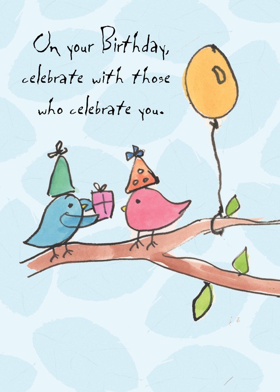 AFH148   Birthday Card