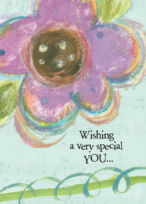 AFH196   Birthday Card