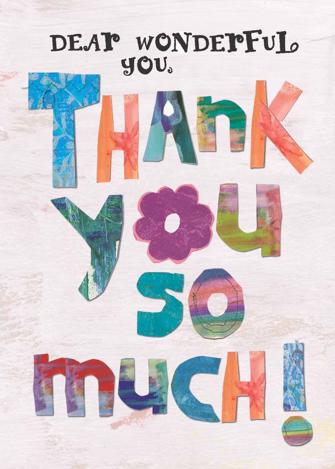 AFH086   Thank You Card