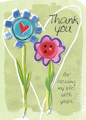 AFH133   Thank You Card
