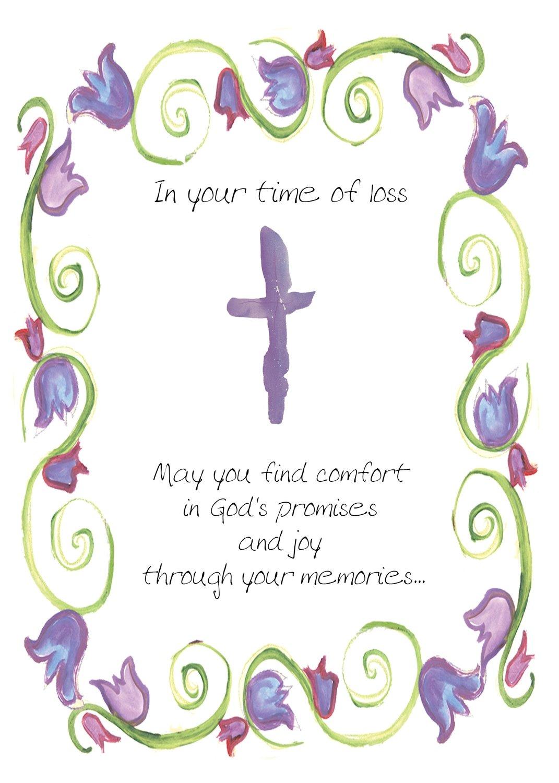 AFH104  Sympathy Card