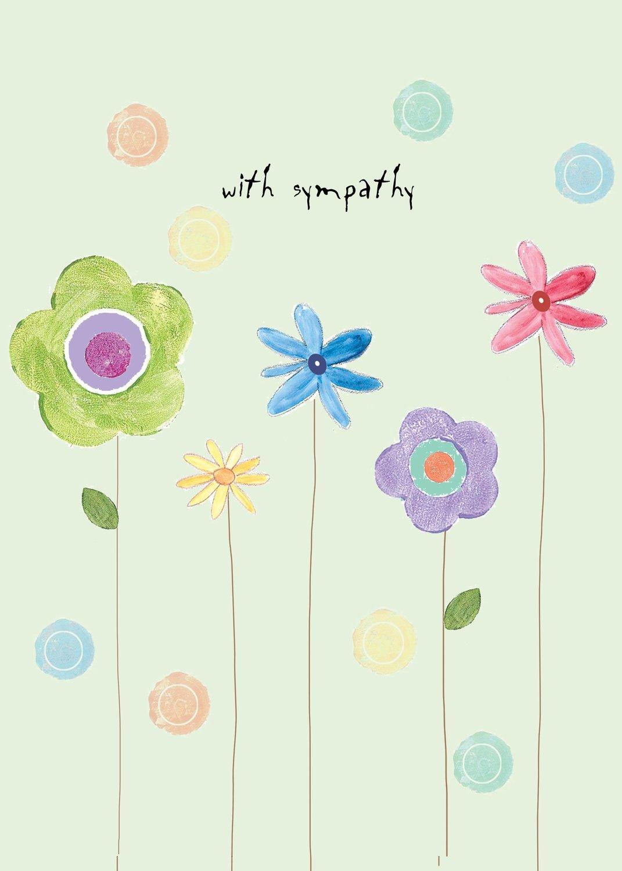 AFH178  Sympathy Card
