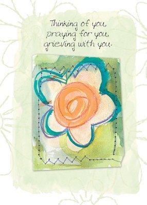 AFH101  Sympathy Card