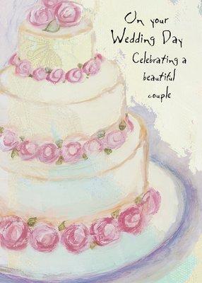 AFH184   Wedding Card