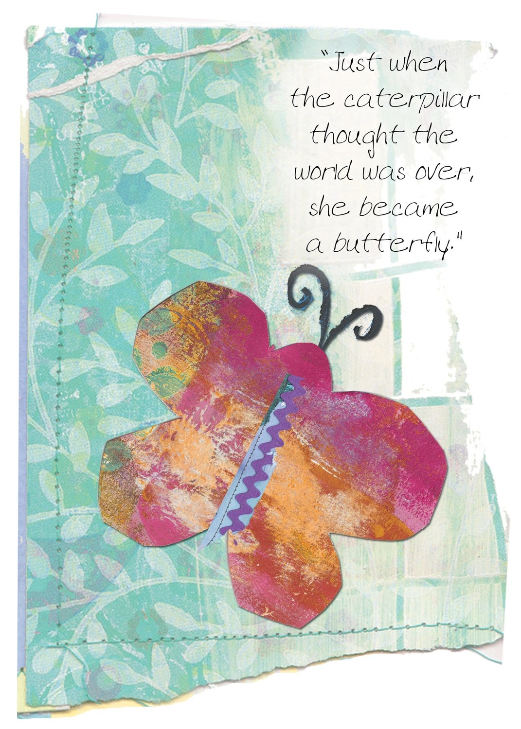 AFH096  Encouragement Card