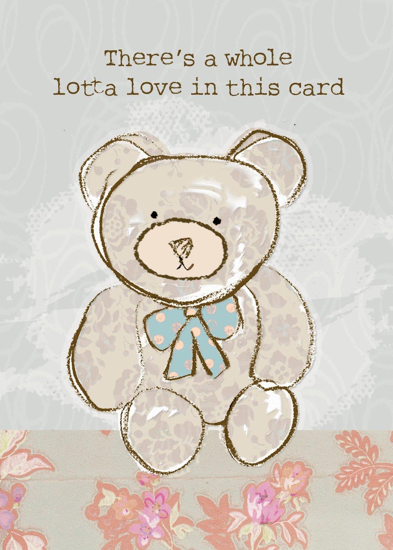 AFH169  Encouragement Card