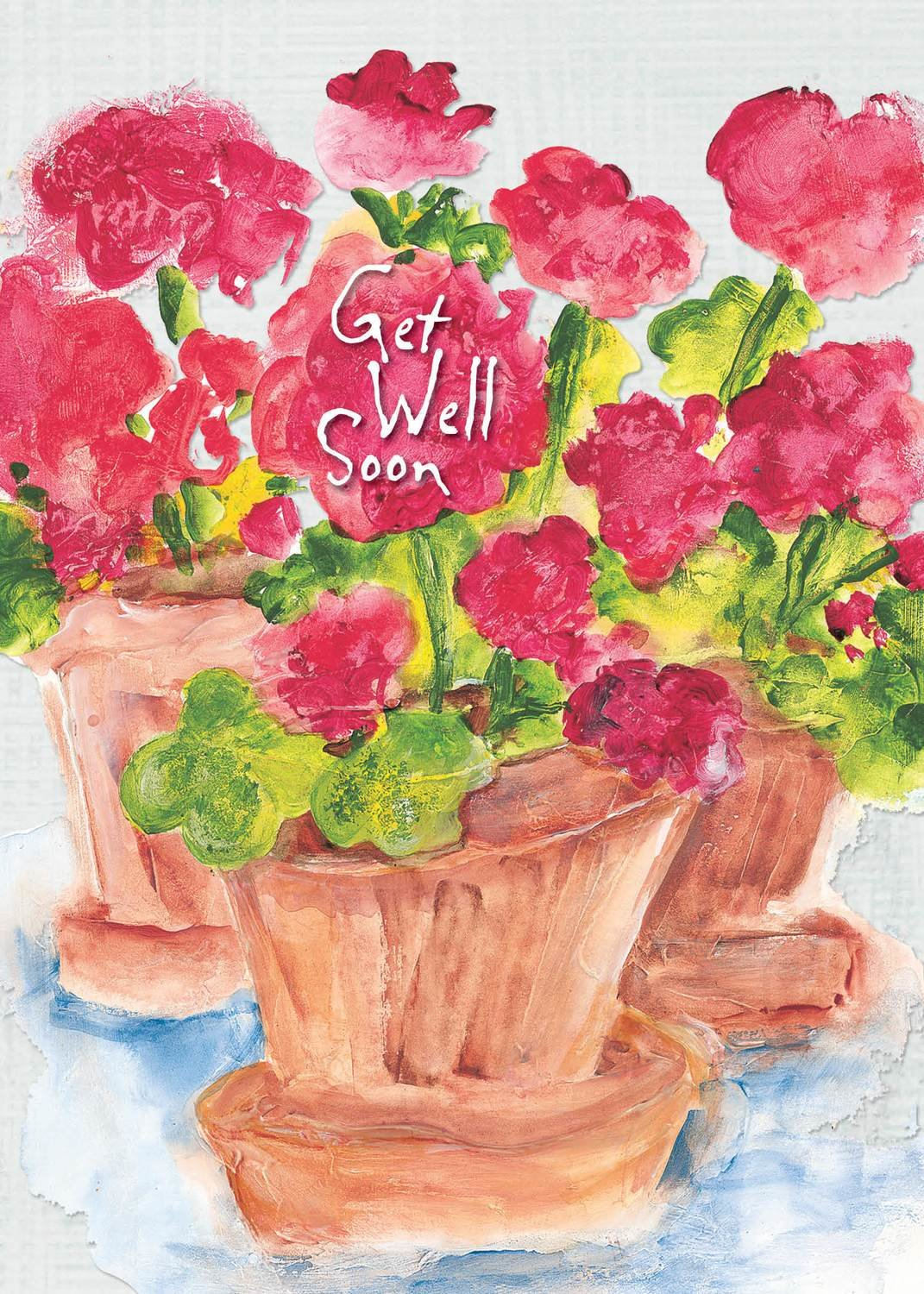 AFH244  Get Well Card