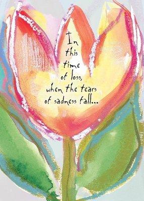 AFH245  Sympathy Card